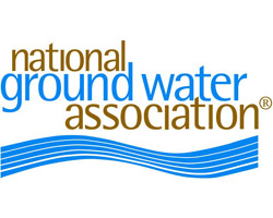 the logo for the national ground water association