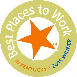 best places to work in kentucky 2015 winner logo