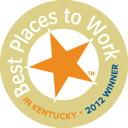 best places to work in kentucky 2012 winner logo