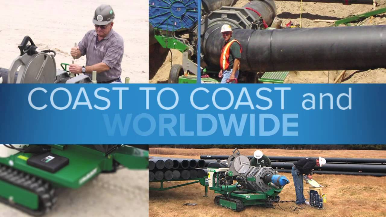 A image saying services are available from coast to coast and worldwide