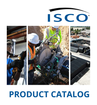 The cover of the ISCO product catalog